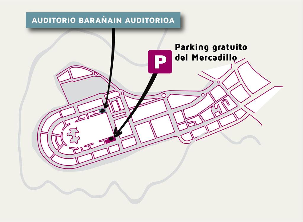 plano parking