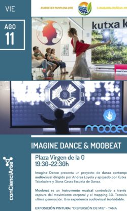 Imagine  Dance  en  Atardecer  Pamplona