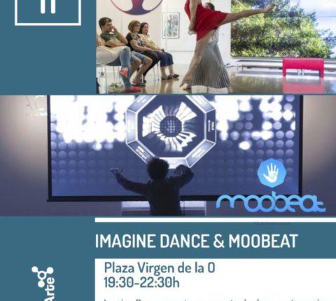 Imagine Dance en Atardecer Pamplona