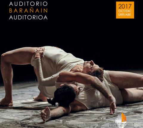 Nueva programación de Auditorio Barañain Auditorioa